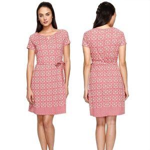 Aventura Clothing Organic Blend Dress Medium Pink